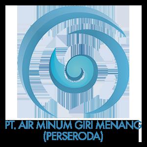 PDAM Giri Menang Logo